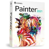 Painter 2021 ML Upgrade (Electronic License) - Graphics Software