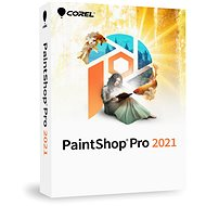 PaintShop Pro 2021 ML (Electronic License) - Graphics Software
