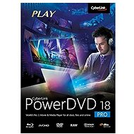 Cyberlink PowerDVD 18 Pro (Electronic License) - Video Software
