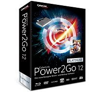 Cyberlink Power2GO Platinum 12 (Electronic License)