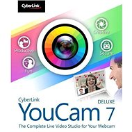 Cyberlink YouCam 7 Deluxe (Electronic License)
