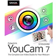 Cyberlink YouCam 7 Standard (Electronic License) - Office Software