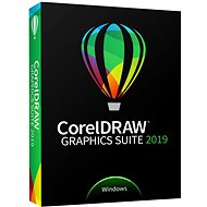 CorelDRAW Graphics Suite 2019 Business WIN UPGRADE (elektronická licence) - Grafický software