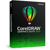CorelDRAW Graphics Suite 2020 Business WIN (Electronic Licence) - Graphics Software