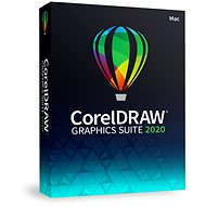 CorelDRAW Graphics Suite 2020 Business MAC (Electronic Licence) - Graphics Software