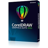 CorelDRAW Graphics Suite 2021, Win (Electronic License) - Graphics Software