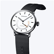 Sequent SuperCharger 2.1 Premium Snow White with Black Strap - Smartwatch