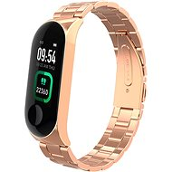 Smartomat Sunset 4 Pro Gold - Fitness Bracelet