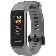 Tactical Silicone Strap for Huawei Band 4 Grey - Watch band
