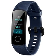 Tactical Silicone Strap for Honor Band 4 / 5 Blue - Watch band