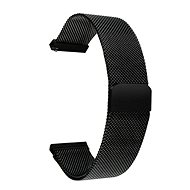 Tactical Loop Magnetic Metal Strap for Xiaomi Mi Watch Black - Watch band
