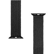 Tactical Knitted Band for Apple Watch 38/40mm, size XL, Black
