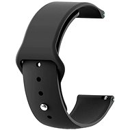 Tactical Silicone Strap for Huawei Watch GT Black (EU Blister) - Watch band