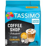 Tassimo Jacobs Kronung Iced Caramel Latte 268g - Coffee Capsules