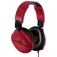 Turtle Beach RECON 70N, Red - Gaming Headset