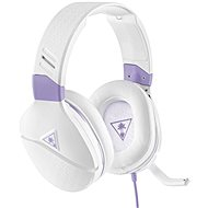 Turtle Beach RECON SPARK, White / Purple - Gaming Headset