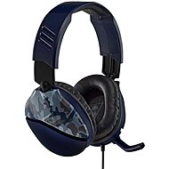 Turtle Beach RECON 70 Camouflage Blue - Gaming Headset