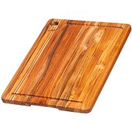 TEAK HAUS 514 Cutting board rectangular 41 x 30 x 2cm