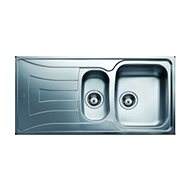 TEKA UNIVERSO 11B 1D Stainless Steel - Stainless Steel Sink