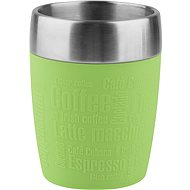 Tefal Travel Mug 0.2l TRAVEL CUP stainless/green - Thermal Mug