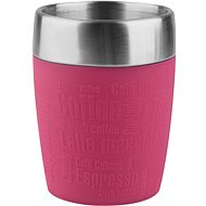 Tefal Travel mug 0.2l TRAVEL CUP stainless steel/raspberry - Thermal Mug