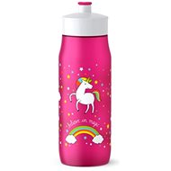 TEFAL SQUEEZE soft bottle 0.6l pink-unicorn - Drinking Bottle