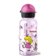 TEFAL KIDS Bottle Tritan 0.4 l Pink-Princess - Drinking Bottle