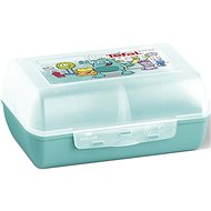 TEFAL VARIOBOLO CLIPBOX turquoise/translucent - monsters - Container