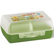 TEFAL VARIOBOLO CLIPBOX green/translucent - foxes and forest