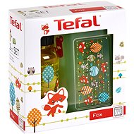 Tefal Set of Jar and Bottle 0.4l Kids Yellow-Fox - Container
