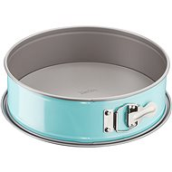 Tefal COLOUR EDITION Blue Stainless-steel Hinged Mould 25cm - Baking Mould