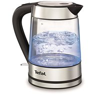 Tefal Glass teapot KI73 with stainless steel elements