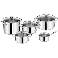 Set of 10 Pots Elementary by Tefal - Cookware Set