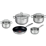Tefal Duetto+ G718S874 8pcs - Cookware Set