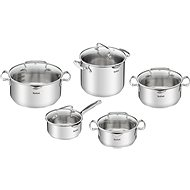 Tefal Duetto+ Pot Set G719SA74 10pcs - Pot Set