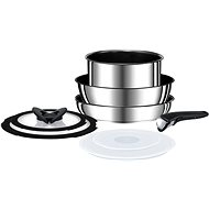 Tefal Ingenio Preference Set of 8 Pieces L9409272 - Cookware Set