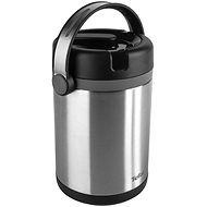 Thermos Tefal thermal food container 1.7l MOBILITY black - Termoska