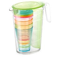 Tescoma Pitcher myDRINK 2.5l, 4 cups with lid-Ze
