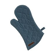 TESCOMA FANCY HOME Oven Mitts, Dark Blue, 639950.32 - Oven Mitt
