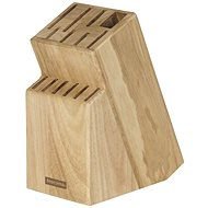 Knife Block TESCOMA Block WOODY for 13 knives and shears/sharpening steel - Stojan na nože