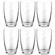 Tescoma Glasses CREMA 500ml, 6pcs - Glass for Cold Drinks