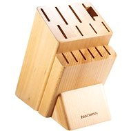 Tescoma NOBLESSE Knife Block for 14 Knives, Poultry / Steel Shears