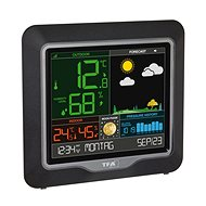 Wireless Weather Station with Colour Display TFA 35.1150.01 SEASON - Weather Station