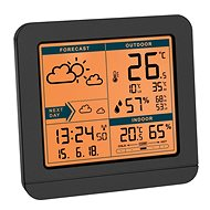 Wireless Weather Station TFA 35.1152.01 SKY - Black - Weather Station
