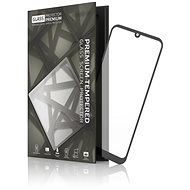 Tempered Glass Protector Frame for Honor 8A Black - Glass protector