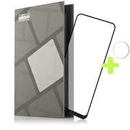 Tempered Glass Protector Frame for Nokia X10/ X20. Black + Glass for Camera - Glass protector