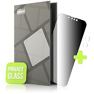 Tempered Glass Protector for iPhone 13 mini; 0.3mm, Privacy Glass + Camera Glass (Case Friendly) - Glass Protector