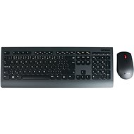Lenovo Professional Wireless Keyboard and Mouse - Mouse/Keyboard Set