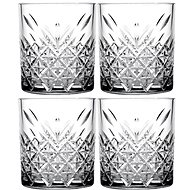 Pasabahce TIMELESS Whiskey Glasses, 345ml, 4pcs - Whiskey Glasses