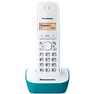 Panasonic KX-TG1611FXC Blue/Green - Landline Telephone